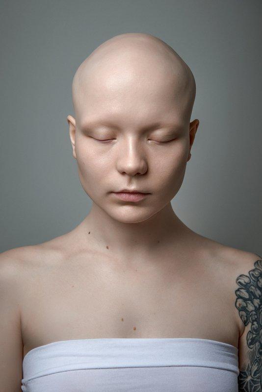 art, face, faceart, portrait, model, mood, nikon Viktoriaphoto preview