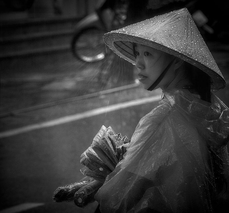 В городе дождь...photo preview