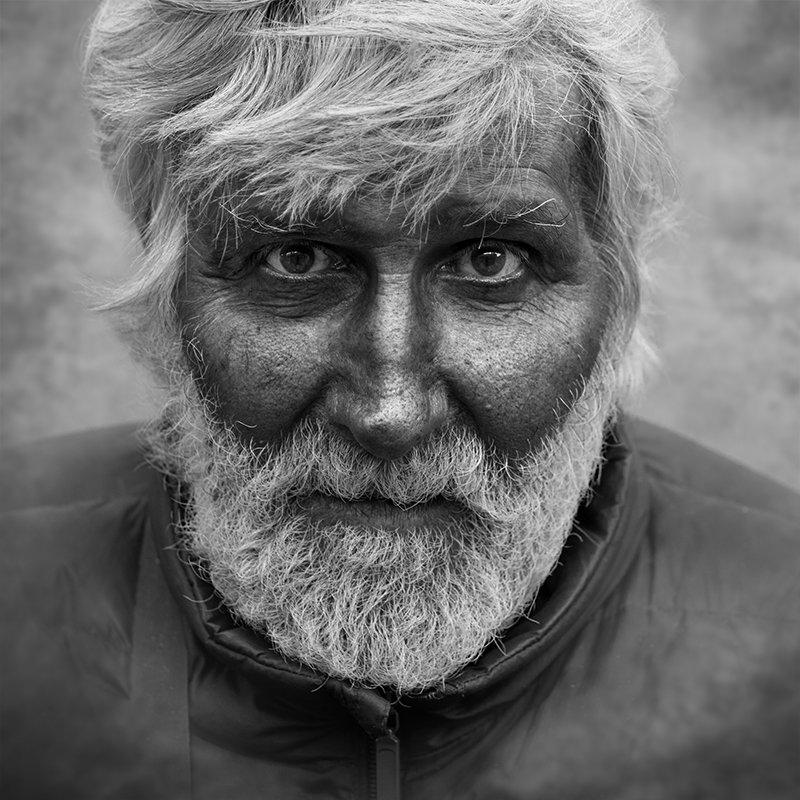 портрет, люди, лица, чбфото, юрий_калинин день автомеханикаphoto preview
