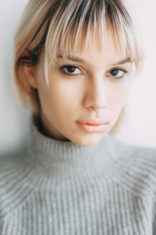 Девушка, портрет, модель Викаphoto preview