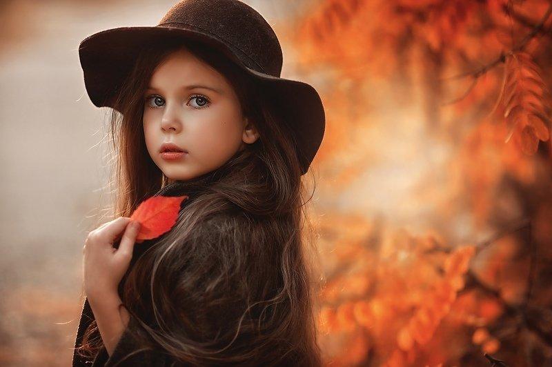 Леди Осень :)photo preview