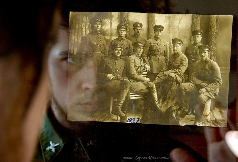 глаза истории, сергей коляскин, прадед, фотография, память из проекта Глаза Историиphoto preview