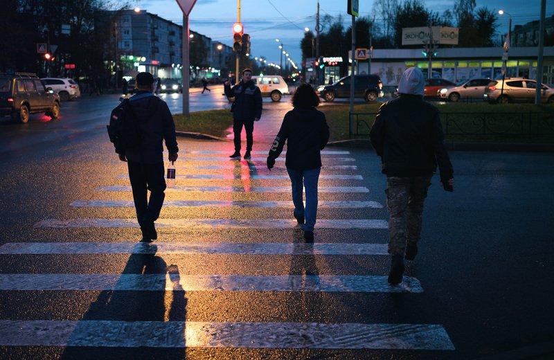 уличная фотография, streetphotography, северодвинск, Перекрёстокphoto preview