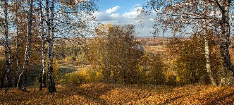 осень октябрь венец быковка текмаш Погожий денекphoto preview