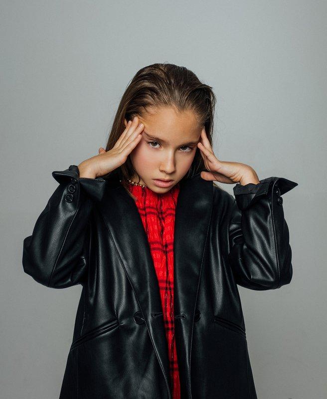 девочка,ребенок,портрет, детский портрет, стиль Лизаphoto preview