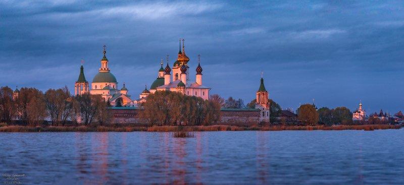 спасо-яковлевский монастырь, монастыри россии, ярославская область, ростов, ростов великий, озеро неро, rostov \