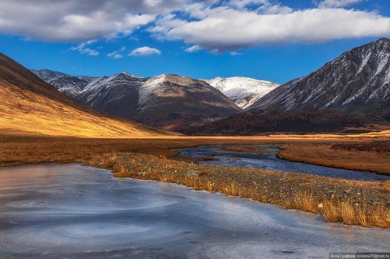 алтай, горы, горный алтай,, #осень2020, тара, октябрь, аня графова Тараphoto preview