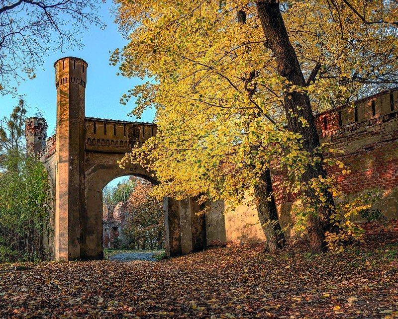 Ворота замка Гердауэнphoto preview