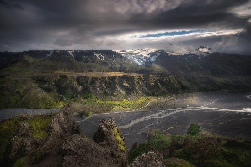 исландия, iceland, thorsmörk, высокогорье исландии, icelandic highlands, highlands of iceland,thorsmork iceland, þórsmörk Thorsmörkphoto preview