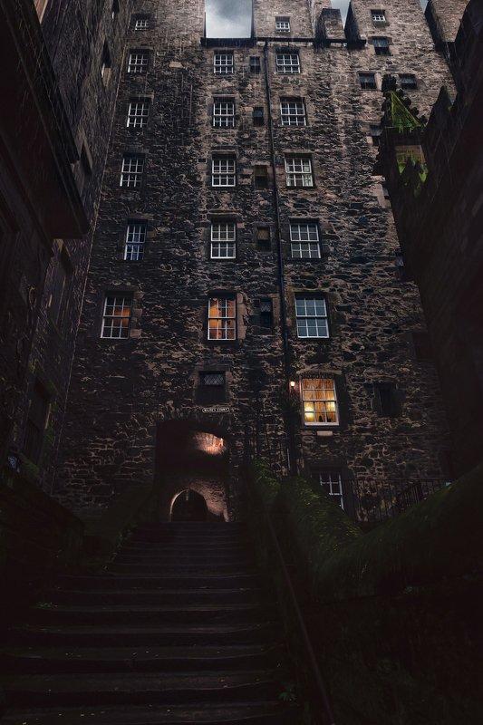 город, архитектура, британия, шотландия, эдинбург Edinburgh\'s closephoto preview