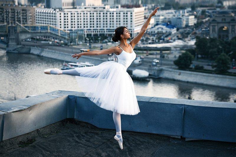 силуэт, грация, свет, тень,балерина, чувственность, соблазн, балет Балеринаphoto preview