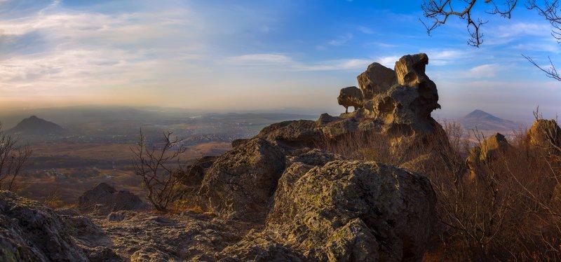 орлиные скалы,бештау,осень,природа,пейзаж,гора Орлиные скалыphoto preview