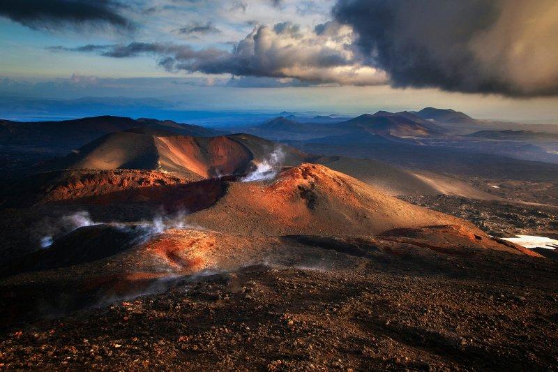 камчатка,толбачик,вулкан огненная земляphoto preview