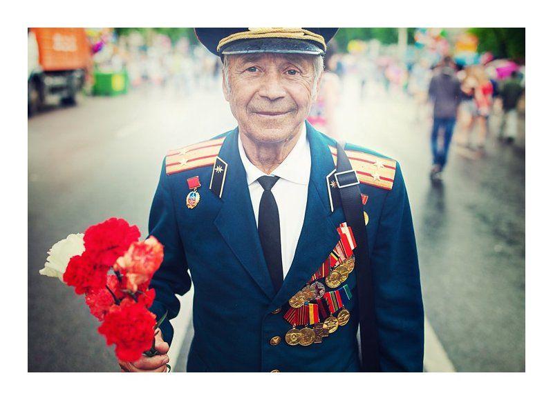 ветераны, война, вов, медали, ордена, 9 мая, потреты, память Ветераны Великой Отечественной Войныphoto preview