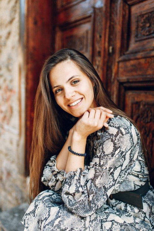 woman, smile, turkey Кристинаphoto preview