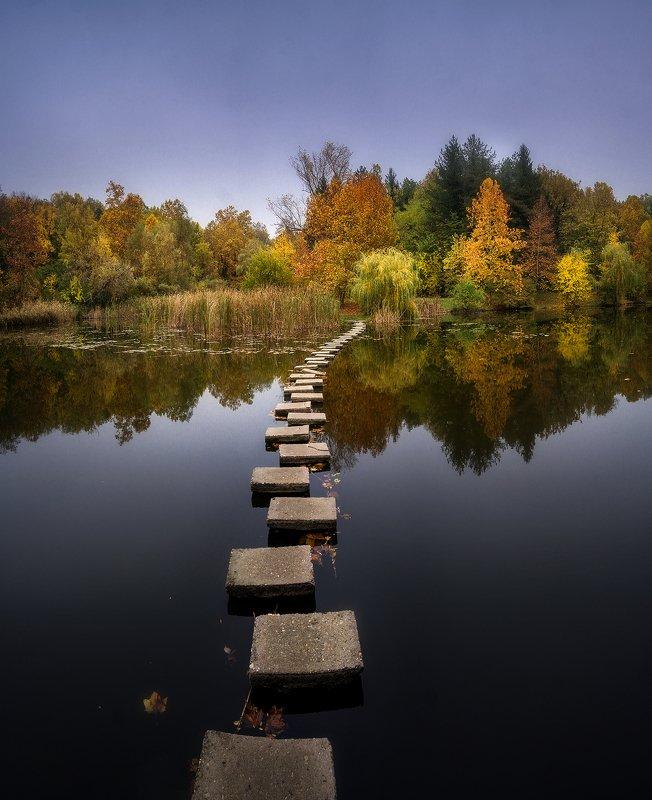 Oсень в паркеphoto preview