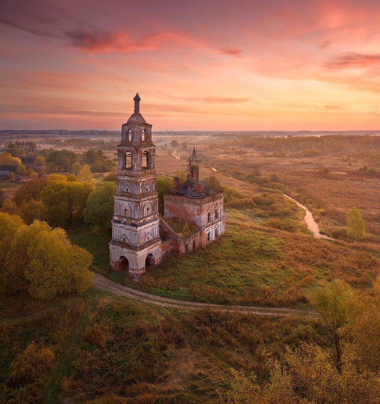 ярославская область, осень ***photo preview