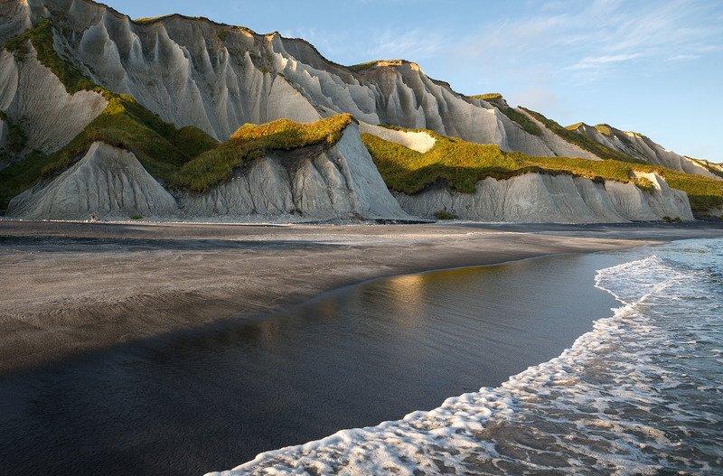 Утро на Белых скалах.photo preview