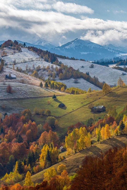 landscape, winter, autumn, rural, fall, colors, snow,  Ruralphoto preview