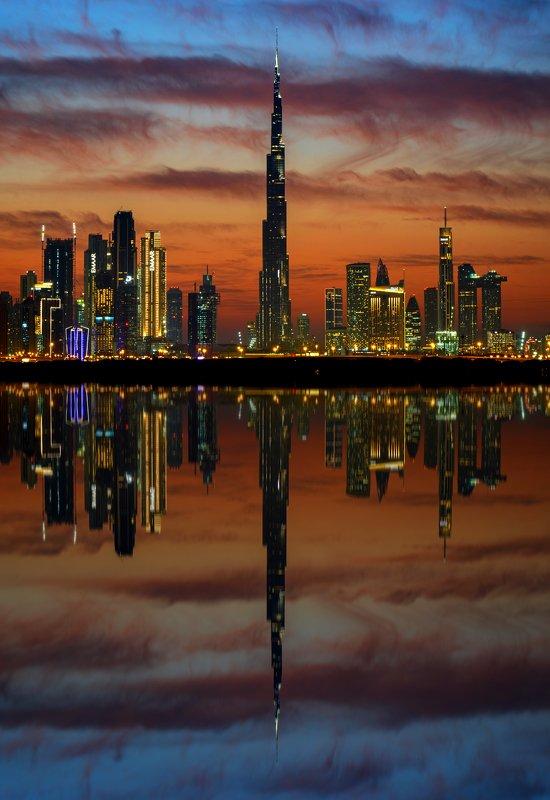 cityscape alaaseifeddine Dubai City Viewphoto preview