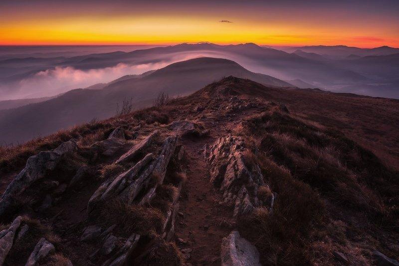 Bieszczady mountainsphoto preview