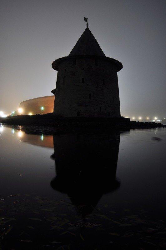 Хмурое, туманное утро.photo preview