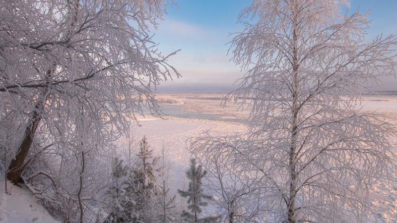 печора,коми,снег Ноябрь севераphoto preview