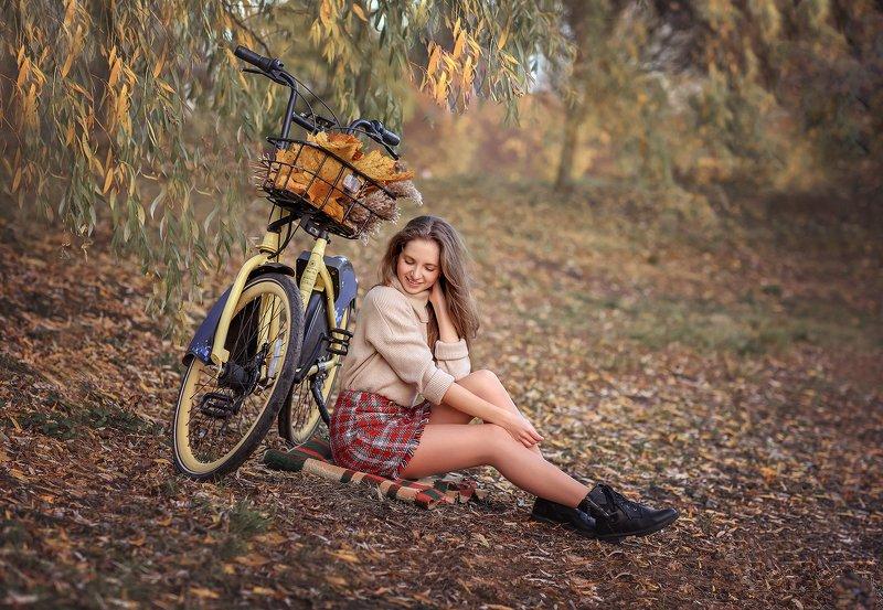 Осенняя прогулкаphoto preview