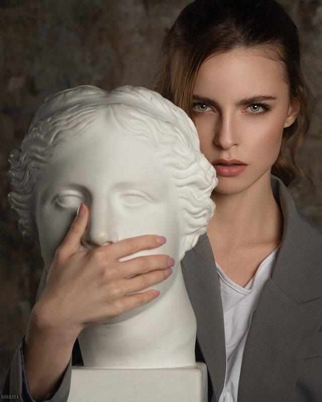 портрет, фото Олесяphoto preview