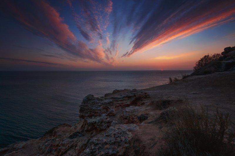 крым, севастополь, фиолент, пейзаж После заката . . .photo preview