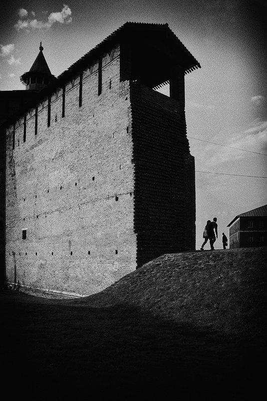 Стены древнего Кремляphoto preview
