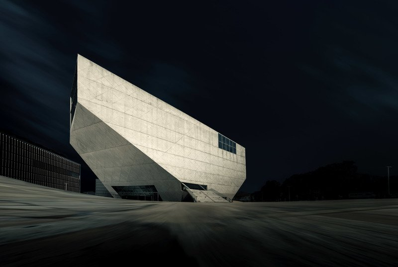 architecture, portugal, cityscape House of musicphoto preview