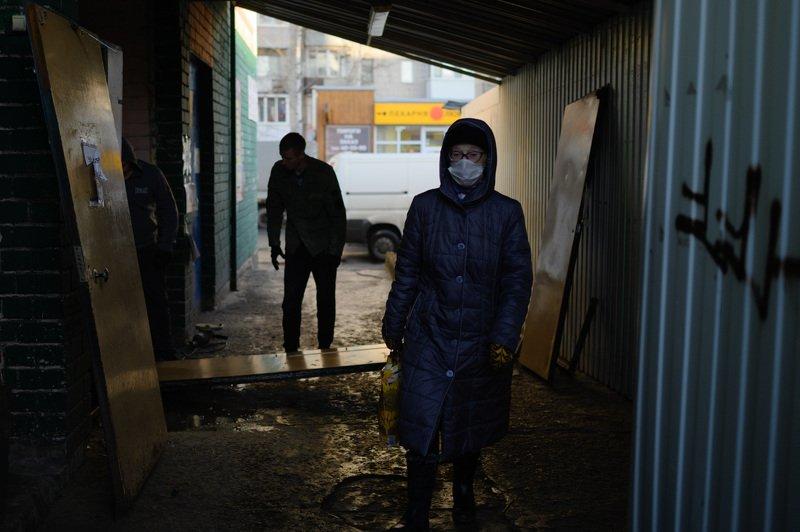 уличная фотография, streetphotography, архангельск, Из Архангельскаphoto preview