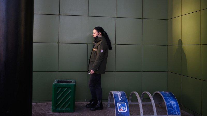 уличная фотография, streetphotography, архангельск, Паузаphoto preview