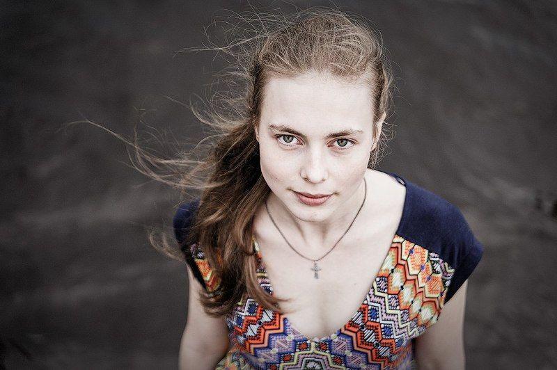 Портрет на берегах Невы.photo preview