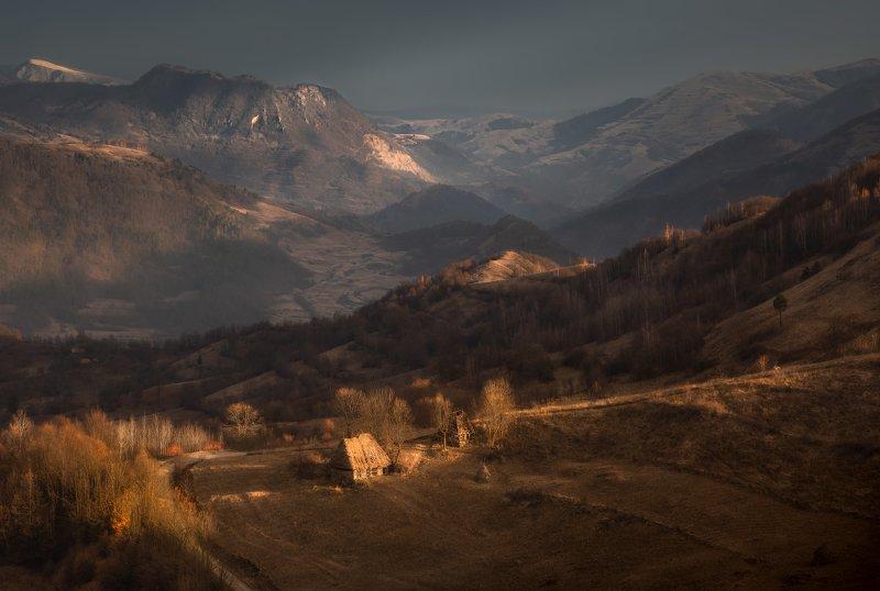 румыния, трансильвания Среди горphoto preview