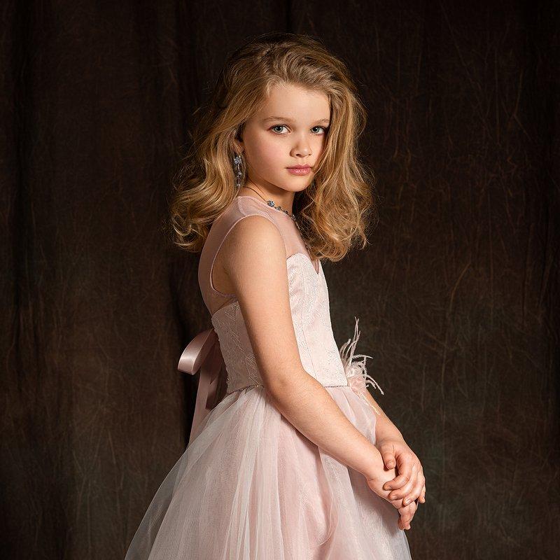 девочка, портрет, милая, cute, girl, portrait Milanaphoto preview
