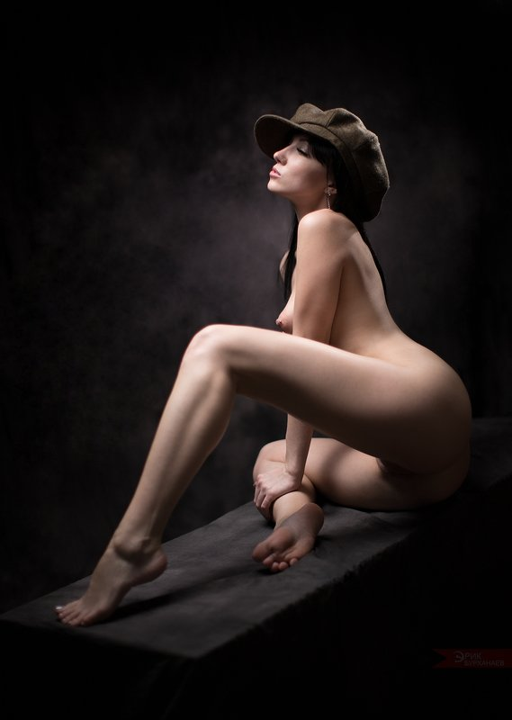 nu, nude, ню Annphoto preview