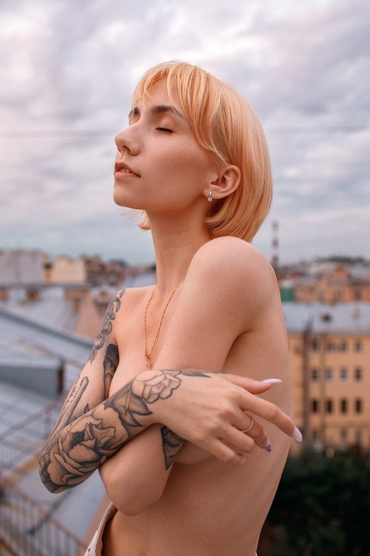 nu, nude, портрет, 35mm, canon Lisaphoto preview
