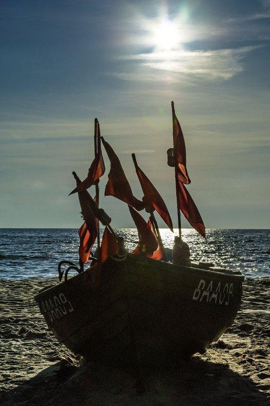 На Балтийском море.photo preview