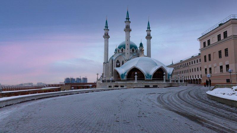 Kazan, Qolşärif Mosquephoto preview