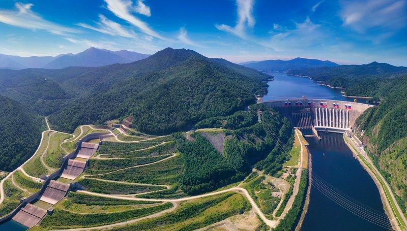 Саяно-Шушенская ГЭСphoto preview