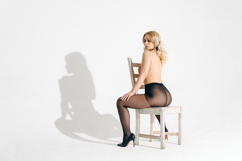 девушка, портрет, милая, cute, portrait, белье, lingerie Ksenyaphoto preview