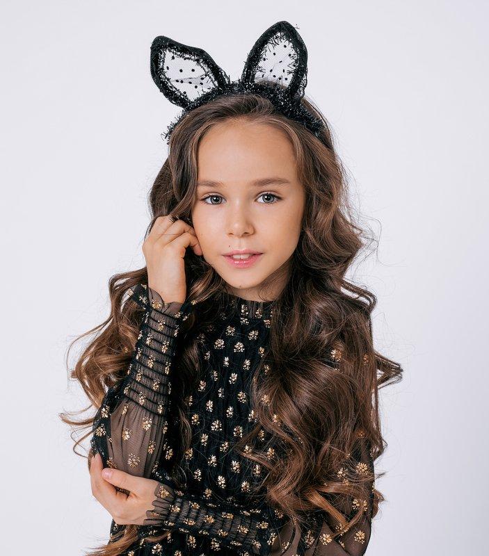 девочка,ребенок, портрет, детский портрет, стиль Поляphoto preview