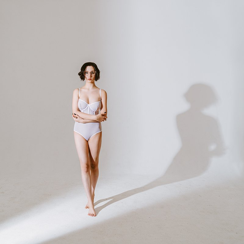 девушка, портрет, милая, cute, portrait, белье, lingerie Aminaphoto preview