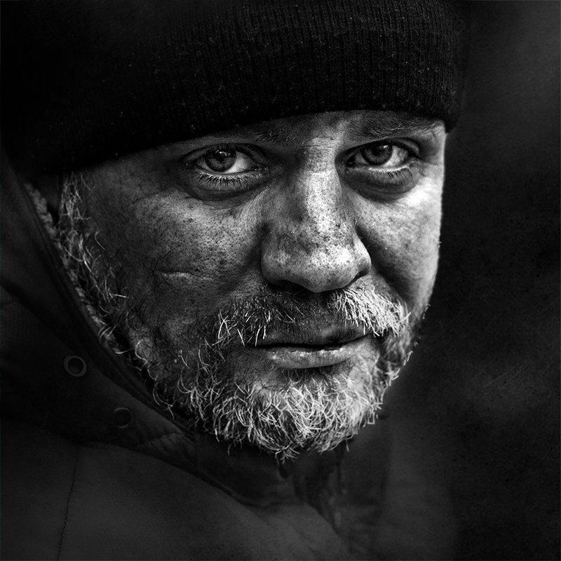 портрет, квадрат, калинин юрий ,ч/б фото, уличная фотография, юрец, люди, лица, город, санкт-петербург ,фотограф *photo preview