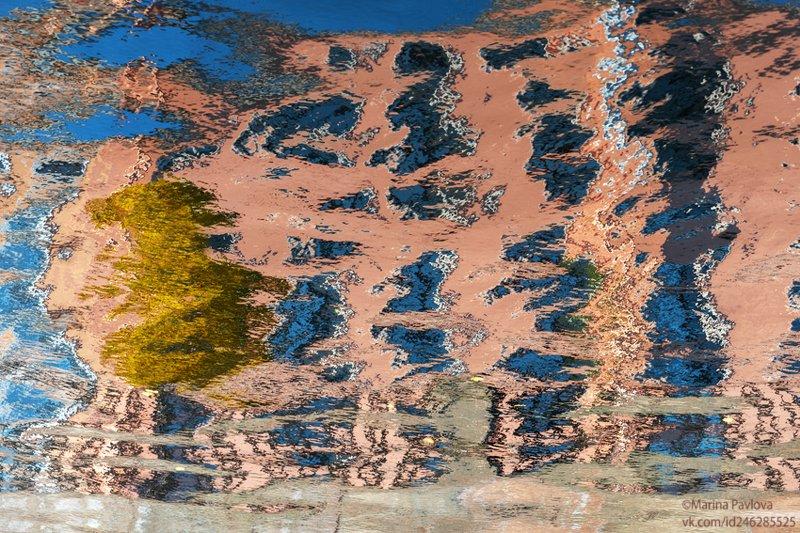 акварельный петербург, петербургские отражения, отражения на воде, акваабстракция, акваграфика, абстракция, парейдолия, мистический петербург, nikon \