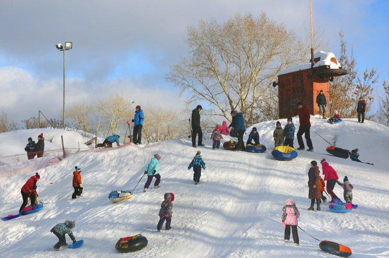 Зимние забавы!photo preview