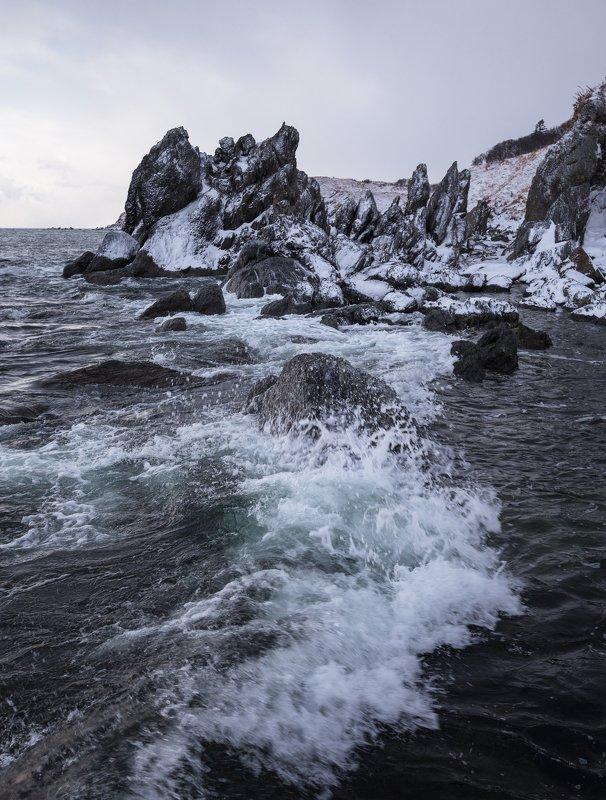 Хмурый берегphoto preview