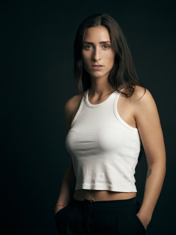 portrait, female, indoo, studio Jessicaphoto preview